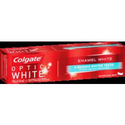 Photo of Colgate Optic White Enamel White 160g