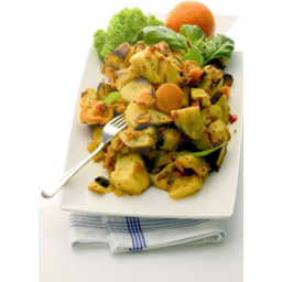Photo of Nutrifare Thai Kumara & Carrot Salad