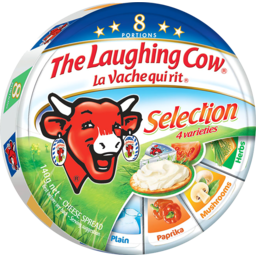 Photo of The Laughing Cow Selection Cheese Spread 8 Portions 140g