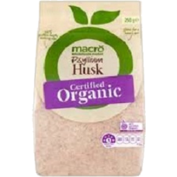 Photo of Macro Organic Psyllium Husk 250g