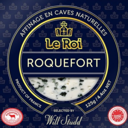 Photo of Le Roi Roquefort Cheese 125gm