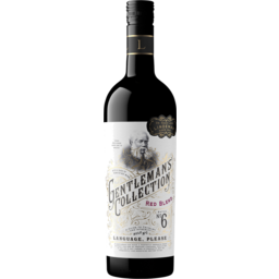 Photo of Lindeman's Gentleman's Collection Red Blend 750ml