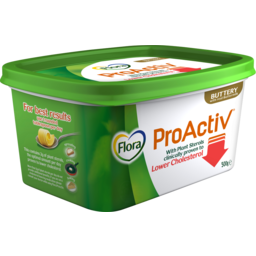 Photo of Flora Pro-Activ Buttery 500g 500g