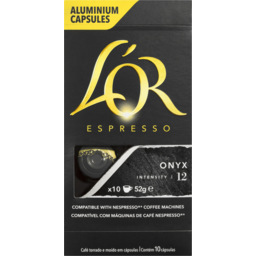 Photo of Lor Espresso Onyx 10pk