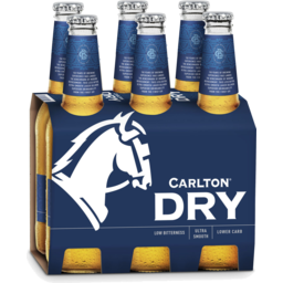 Photo of Carlton Dry Bottles