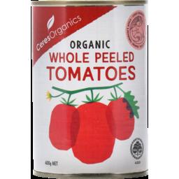 Photo of Ceres Organics Organic Whole Peeled Tomatoes