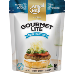 Photo of Angel Bay Burger Lite Gourmet  640g