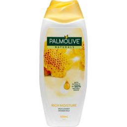Photo of Palmolive Naturals Shower Milk & Honey 500ml 500ml