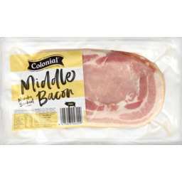 Photo of Colonial Bacon & Ham Middle Bacon Manuka Smoked 200g
