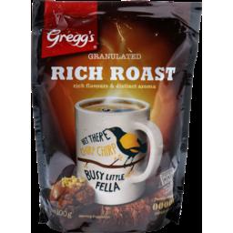 Photo of Gregg's Coffee Rich Roast Refill 100g
