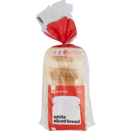 Photo of Essentials Bread White Sliced 600g