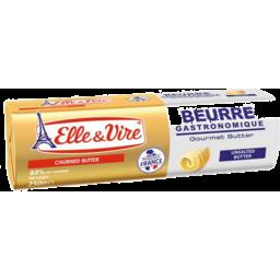 Photo of Elle & Vire Churned Butter 250g