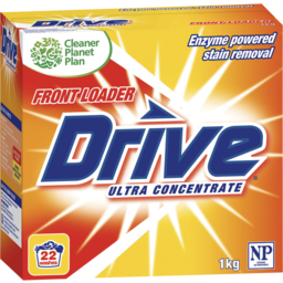 Photo of Drive Laundry Powder Front Loader 1 Kg