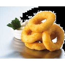 Photo of Squid Rings Panko Crumbed /Ea