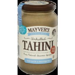 Photo of Mayver's Tahini Unhulled 385gm