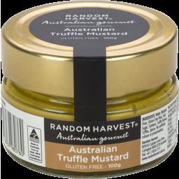 Photo of Random Harvest Australian Truffle Mustard 100g