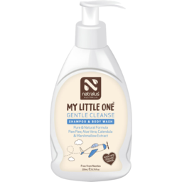 Photo of Natralus My Little One Gentle Cleanse Shampoo & Body Wash 200ml