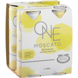 Photo of Brown Brothers Moscato One Can