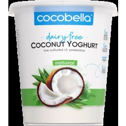 Photo of Cocobella Coconut Yoghurt Natural 900g