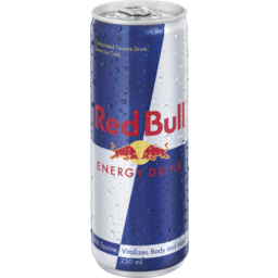 Photo of Red Bull Energy Drink Can 250ml