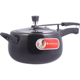 Photo of Wonderchef Taurus Hard Anodised Pressure Cooker 5 ltr