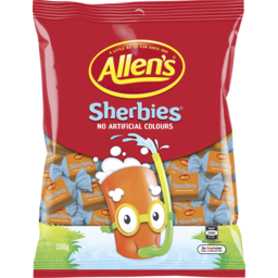 Photo of Allen's Sherbies 200g