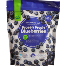 Photo of WW Frozen Blueberries 500g