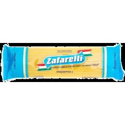 Photo of Zafarelli No3 Spaghettini500gm
