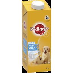 Photo of Pedigree Puppy Milk 1l