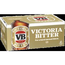 Photo of Victoria Bitter Gold 6 X 375ml Bottles