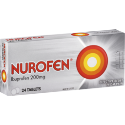 Photo of Nurofen Tablets 24 Pack