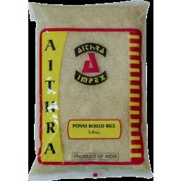 Photo of Ponni Boiled Rice - Aithra 5kg