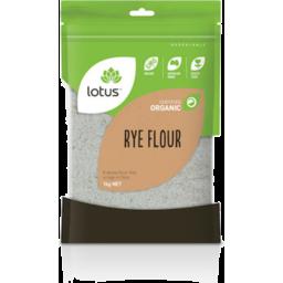 Photo of Lotus Rye Flour 1kg