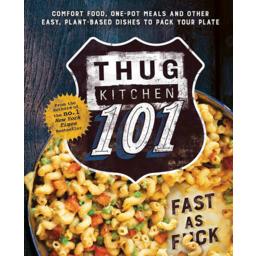 Photo of Book - Thug Kitchen 101