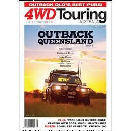 Photo of 4WD Touring Australia Magazine