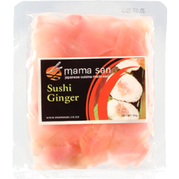 Photo of  Mama San Pickled Ginger 50g