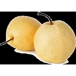 Photo of Pears Chinese Nashi