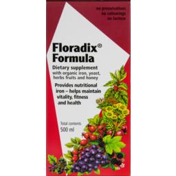 Photo of Floradix Iron Extract 500ml