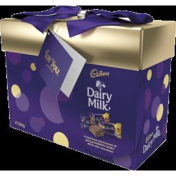 Photo of Cadbury Dairy Milk Gift Box 220gm