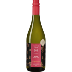 Photo of The Hunting Lodge Expressions Wine Plush Pinot Gris 2019ml