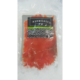 Photo of Ashmores Hand Sliced Cold Smoked Ocean Trout  R/W 150g Packs