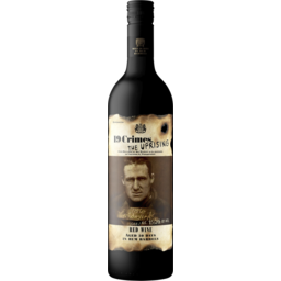 Photo of 19 Crimes The Uprising Red Wine 750ml