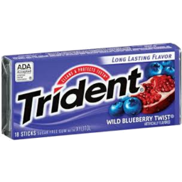 Photo of Trident Blueberry Value Pack