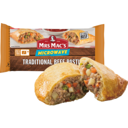 Photo of Mrs Macs Microwave Pastie 165g