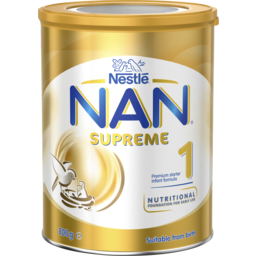 Photo of Nestle Nan Supreme 1 Starter 0-6 Months Baby Formula Powder 800g