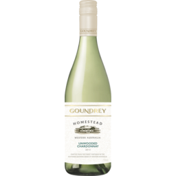 Photo of Goundrey Homestead Unwooded Chardonnay