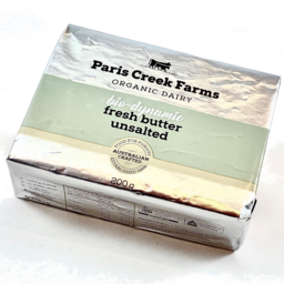 Photo of Paris Creek Farms Bio-Dynamic Fresh Unsalted Butter
