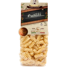 Photo of Mamma Isa Fusilli 500g