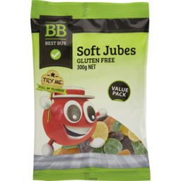 Photo of Best Buy Soft Jubes 300g