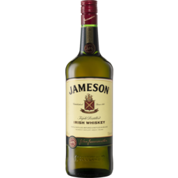 Photo of Jameson Irish Whiskey 1l